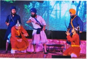 Banda Singh Bahadur Light and Sound Show